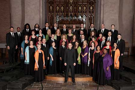 "McCoy is featured in a solo trio on ""The Sacred Spirit of Russia,"" released by Austin-based professional chamber choir Conspirare."