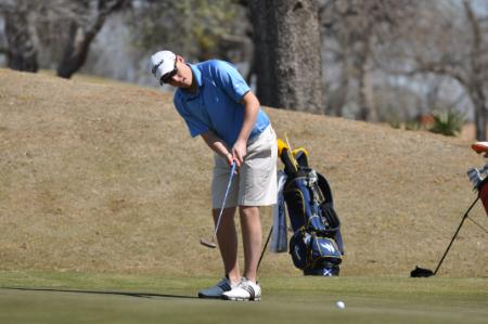 The 7th ranked Texas Wesleyan University men's golf team hosted the 17th Annual O.D. Bounds Golf Classic at Diamond Oaks Country Club on Monday, Sept. 22.