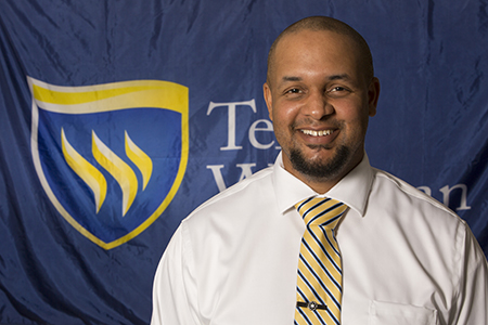 Frier will supervise Texas Wesleyan's multicultural programs, student organizations, student leadership, Greek life and student activities in the office of student life.