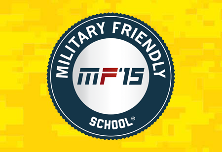 Texas Wesleyan University has been designated a 2015 Military Friendly School® by Victory Media.
