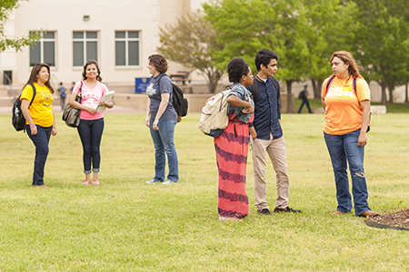Texas Wesleyan has been ranked fourth in Time magazine's list of both private and public colleges from across the country that have diversified the most since 1990.