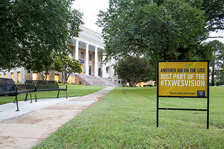 The Texas Wesleyan Board of Trustees voted in favor of a plan to invest $11 million in campus-wide capital improvements and new academic programming over the next four years.