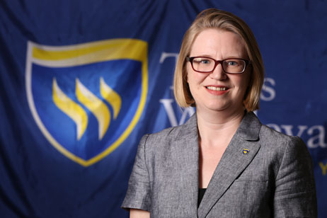 Beth Hargrove, Director of Graduate Admissions