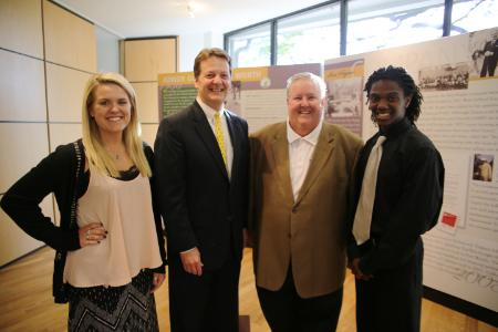 Texas Wesleyan and Ben Hogan Foundation partner to give two students full tuition
