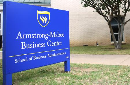 Texas Wesleyan's School of Business Administration earns initial AACSB accreditation.